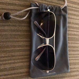 ☀️Kenneth Cole Glasses 👓 ☀️ White Sunglasses